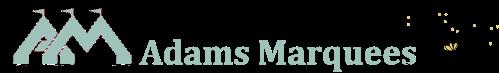 Adams Marquees Logo